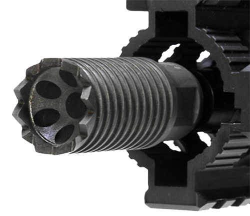 Troy Ind CLM06BT00 Claymore Muzzle Brake .308 Steel 2.25