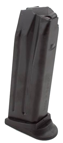 HK 215979S Magazine P2000/USP Compact 9mm 13 rd Polymer Black Finish