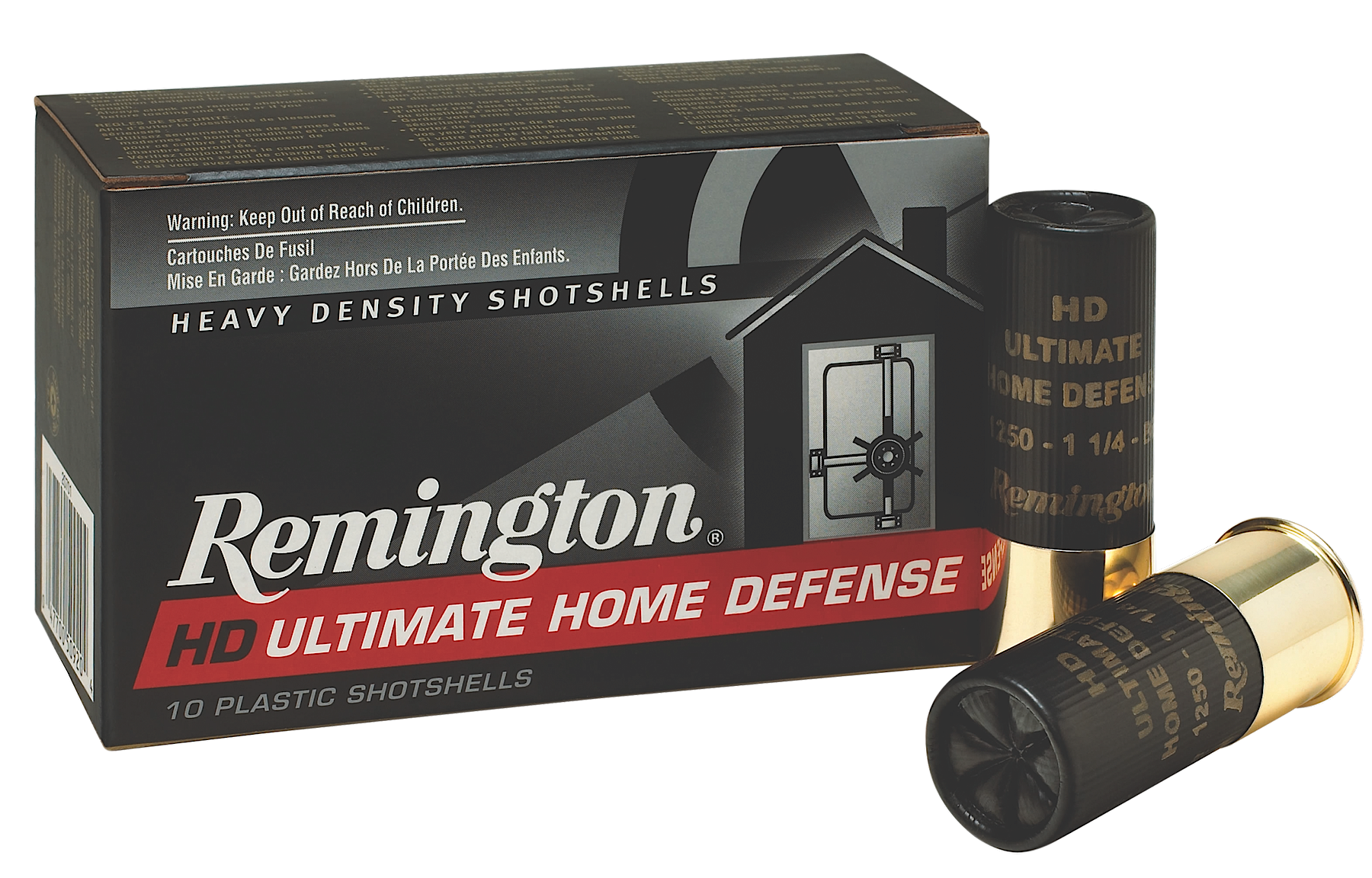 Rem 410B000HD HD Ultimate Home Defense 410ga 2.5
