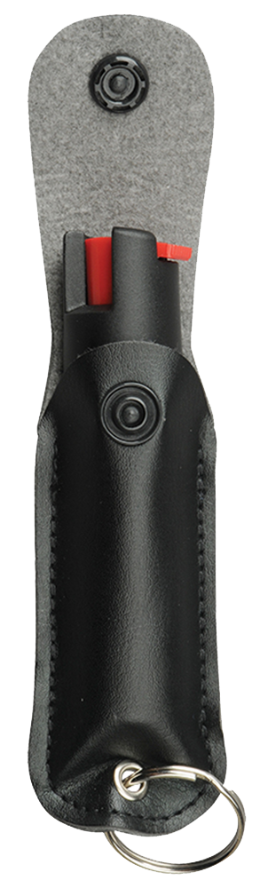 Ruger Personal Defense RKS091 Key Chain Pepper Spray Keychain .388 oz Close Contact Black