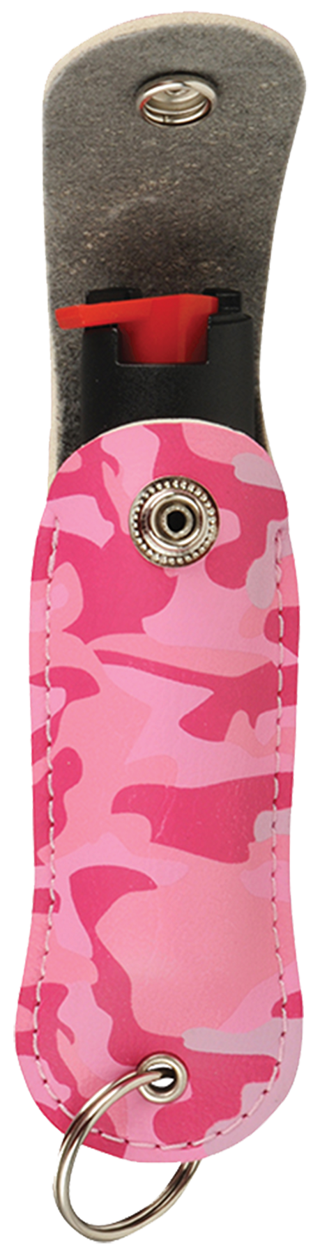 Ruger Personal Defense RKS091P Key Chain Pepper Spray Keychain .388 oz Close Contact Pink