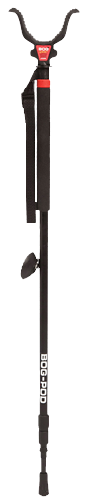 Bog-Pod BLD1 Black Legged Devil Tall Monopod Aluminum Black