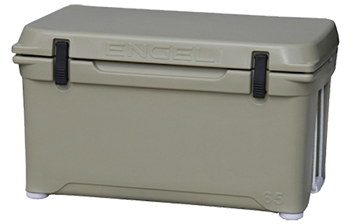 Engel ENG25T Deep Blue Performance Coolers 25 Quart Tan