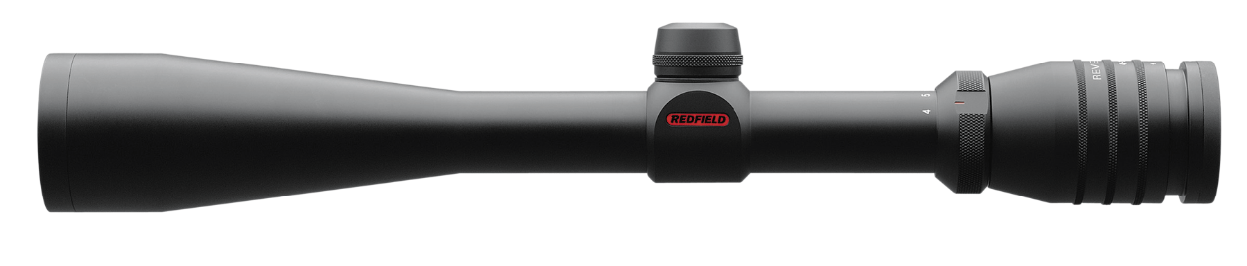 Redfield 115216 4-12x 42mm Obj 24.6-7.9 ft@100yds FOV 1