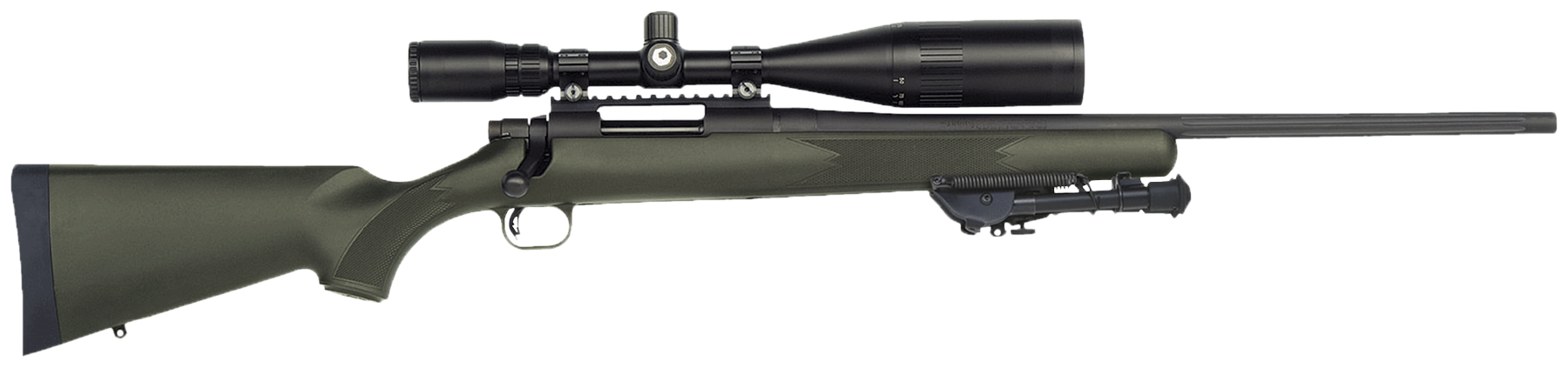 Mossberg 27203 ATR Night Train w/4-16x50mm Scope SA Bolt 308 Win 22