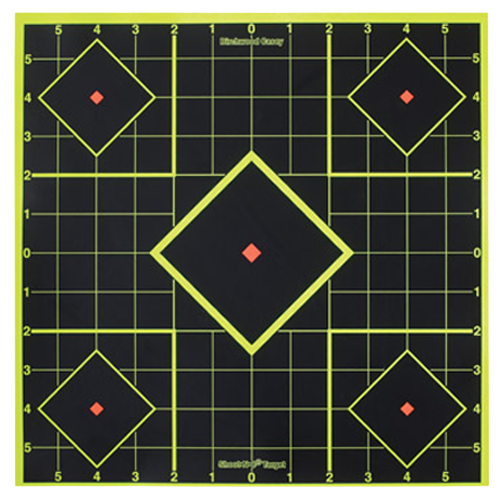 Birchwood Casey 34212 Shoot-N-C Self-Adhesive Targets 12