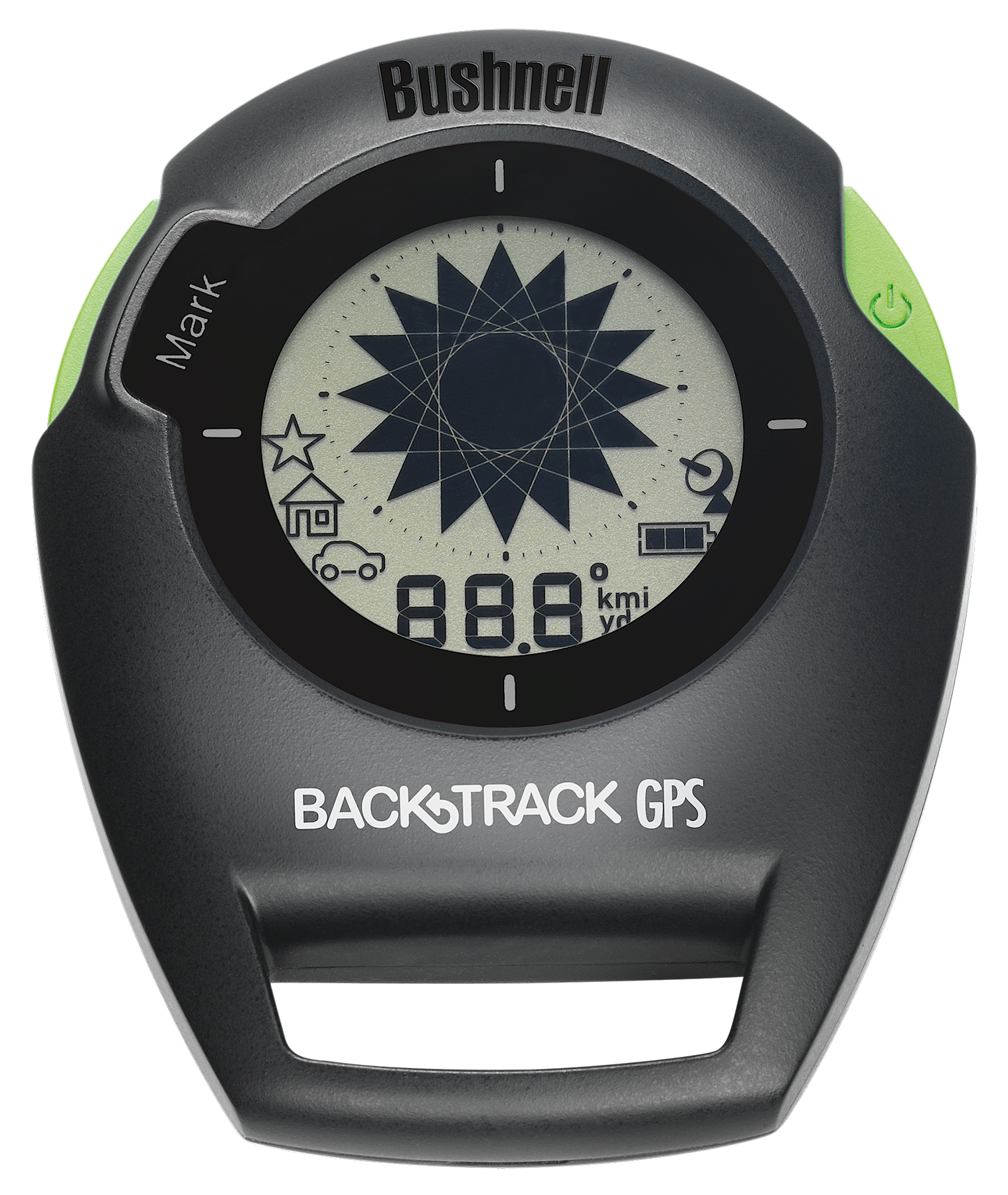 Bushnell 360401 Backtrack GPS B&W LCD Display 3 AAA