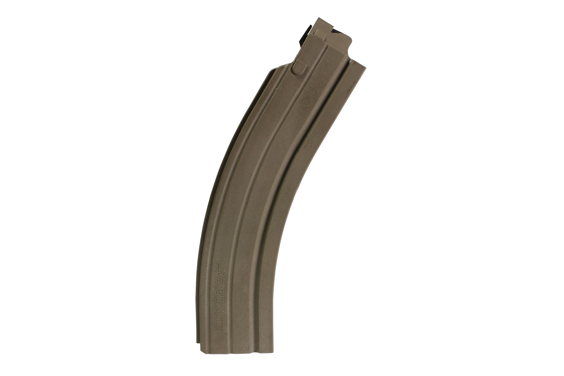 Plinker Tactical PT30RD003  M&P 15-22 Magazine 22 Long Rifle 30 rd Olive Drab