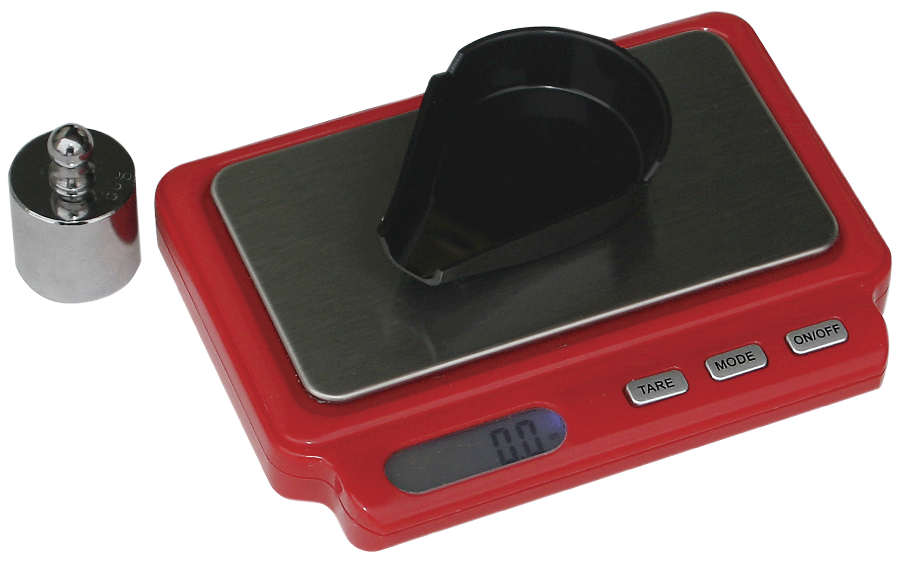 MTM DS750 DS-750 Mini Digital Scale up to 750 GR Capacity w/Case