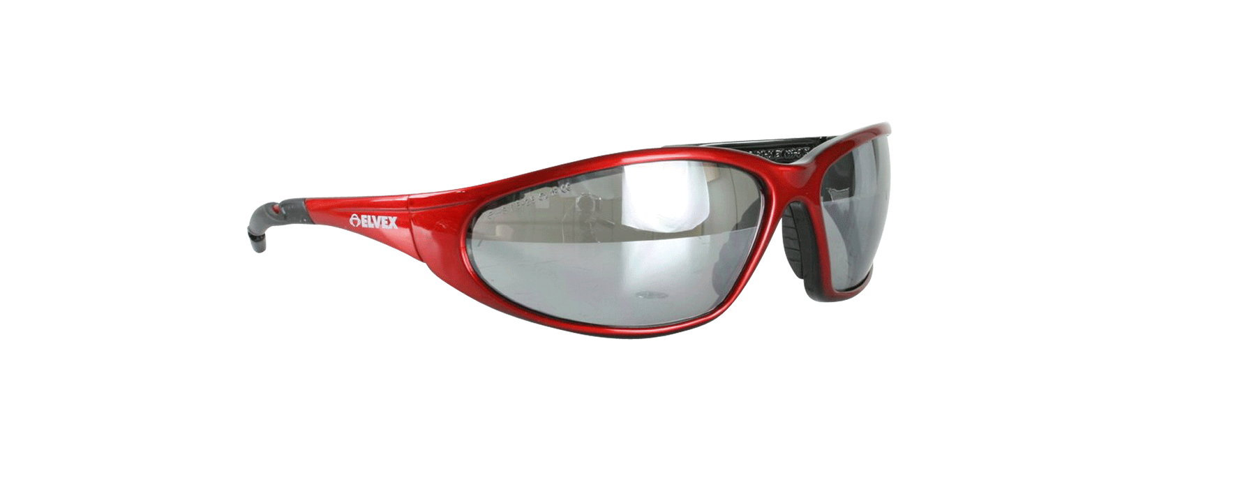 Elvex Corp RSG-24M XTS Safety Glasses Clam Silver