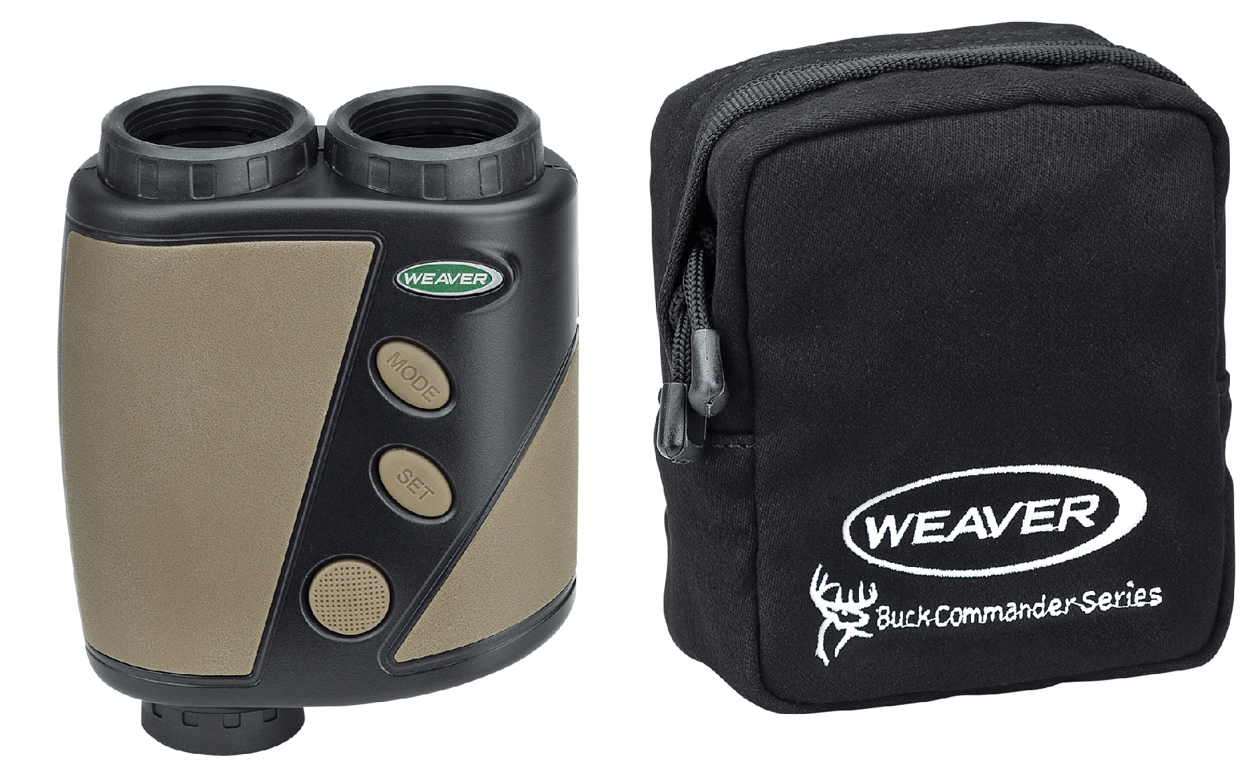 Weaver Mounts 94577 Buck Commander RF 8x1000 Black/Green