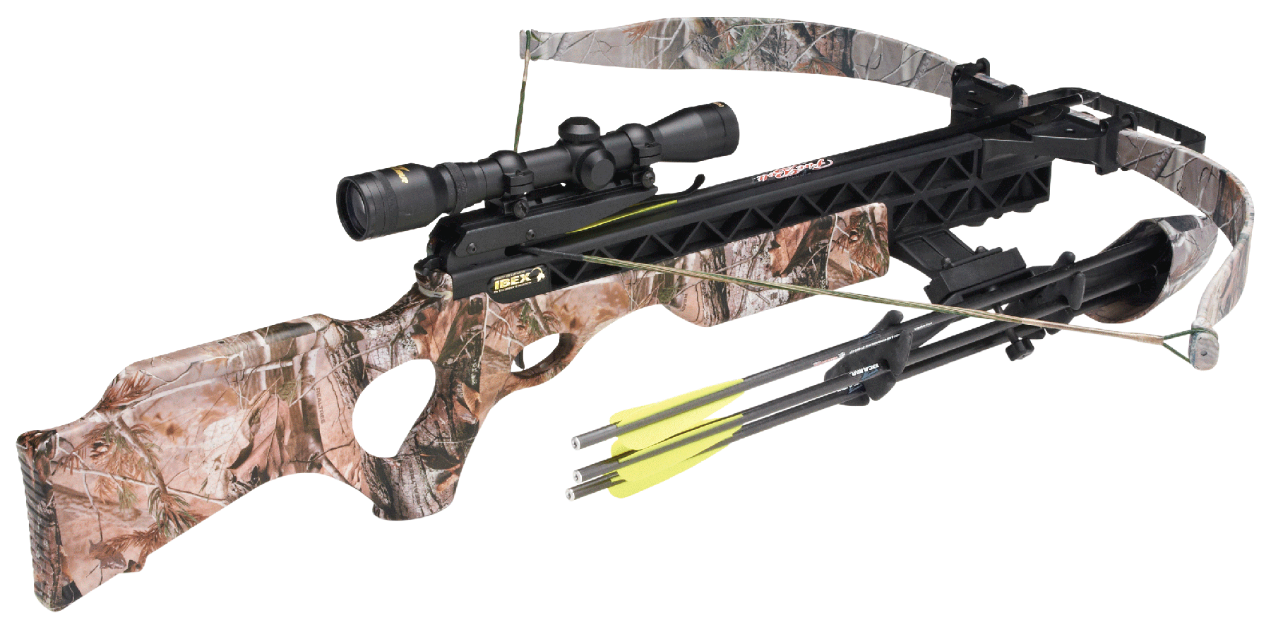 Excaliber 6733 IBex Crossbow IBex Realtree All Purpose Green