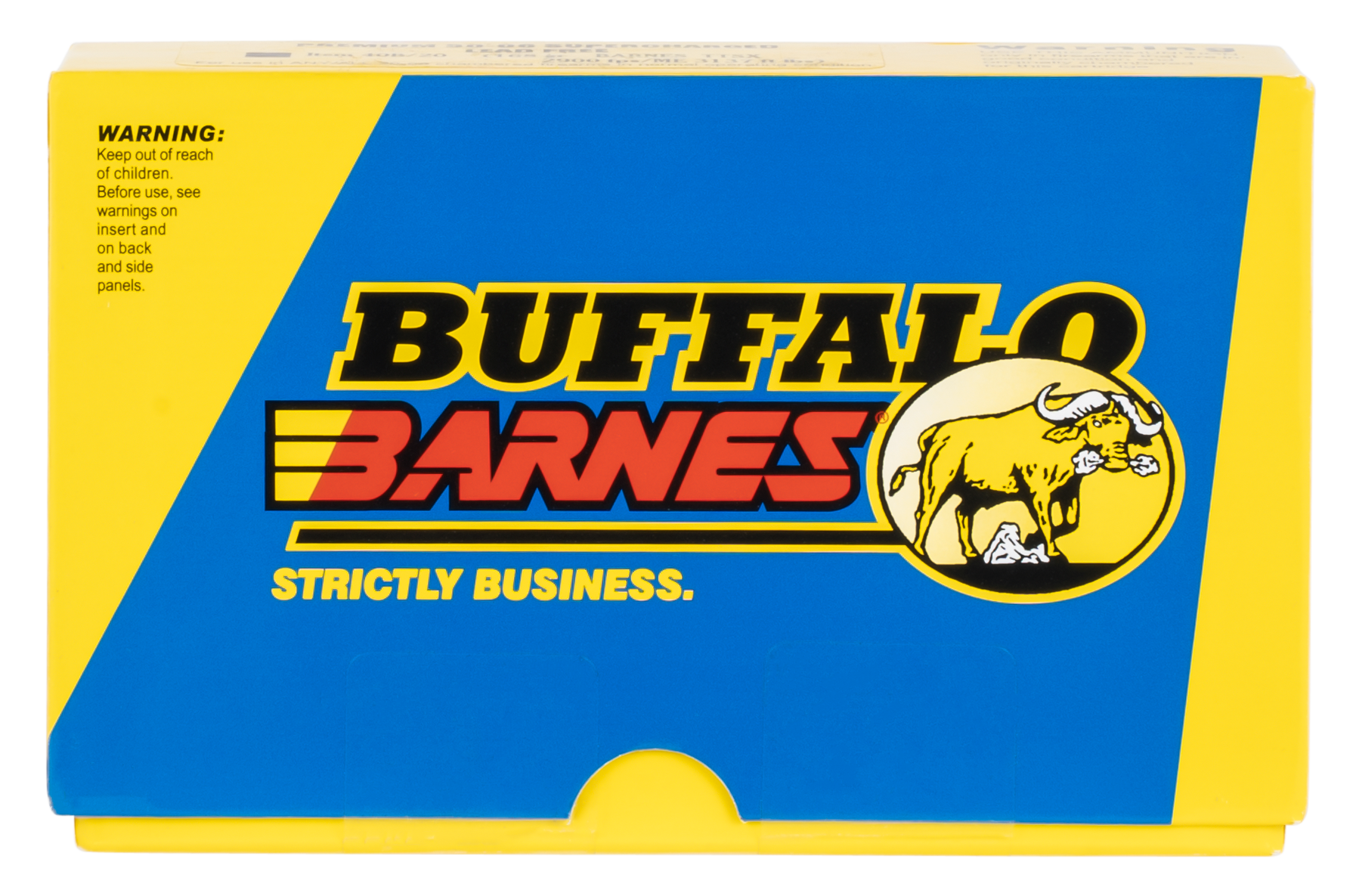 Buffalo Bore Ammo 20G/20 38 Special Lead-Free Barnes TAC-XP 110GR 20Box/12Case