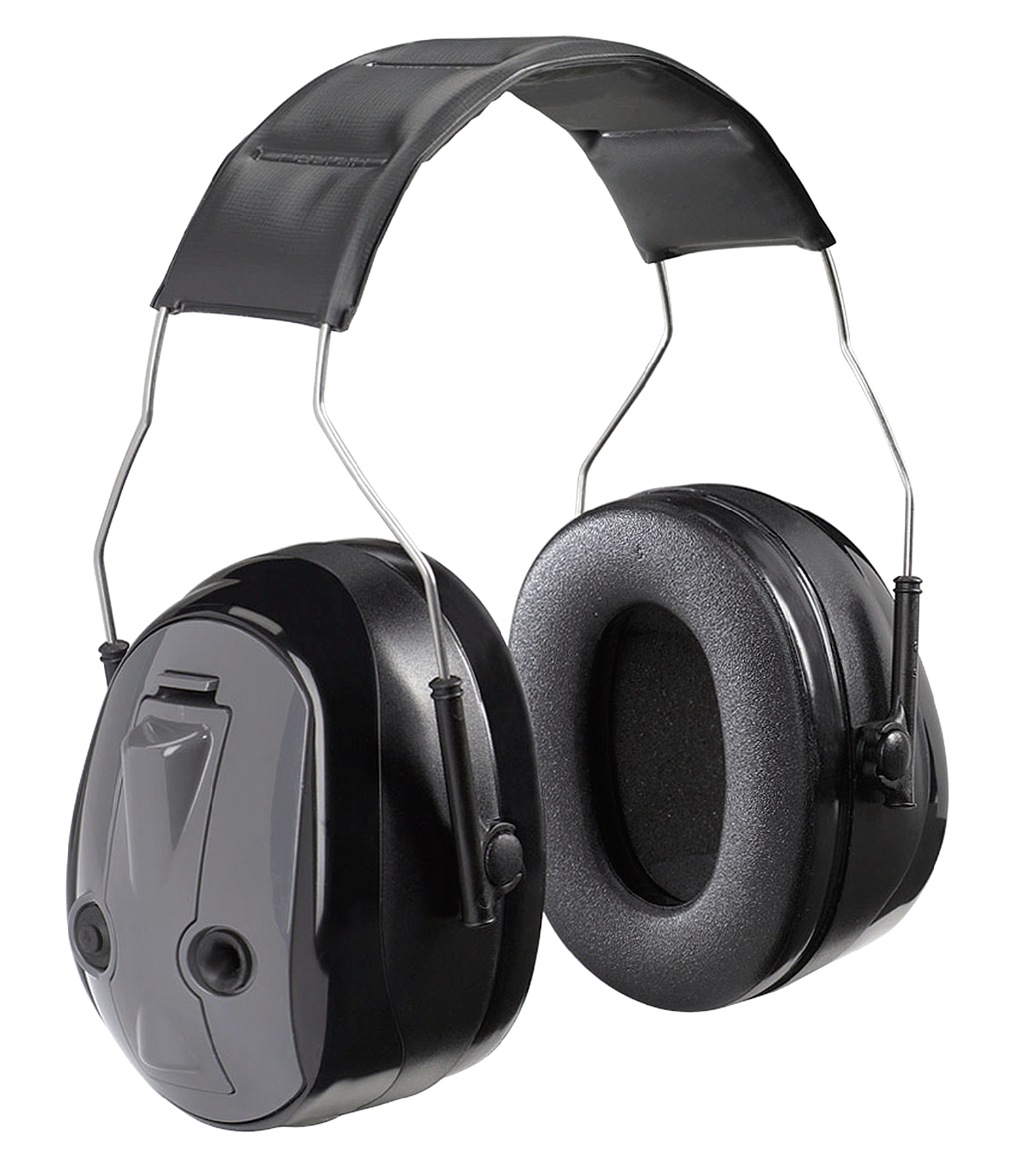 3M Peltor 97088 Tactical Earmuff Black/Gray