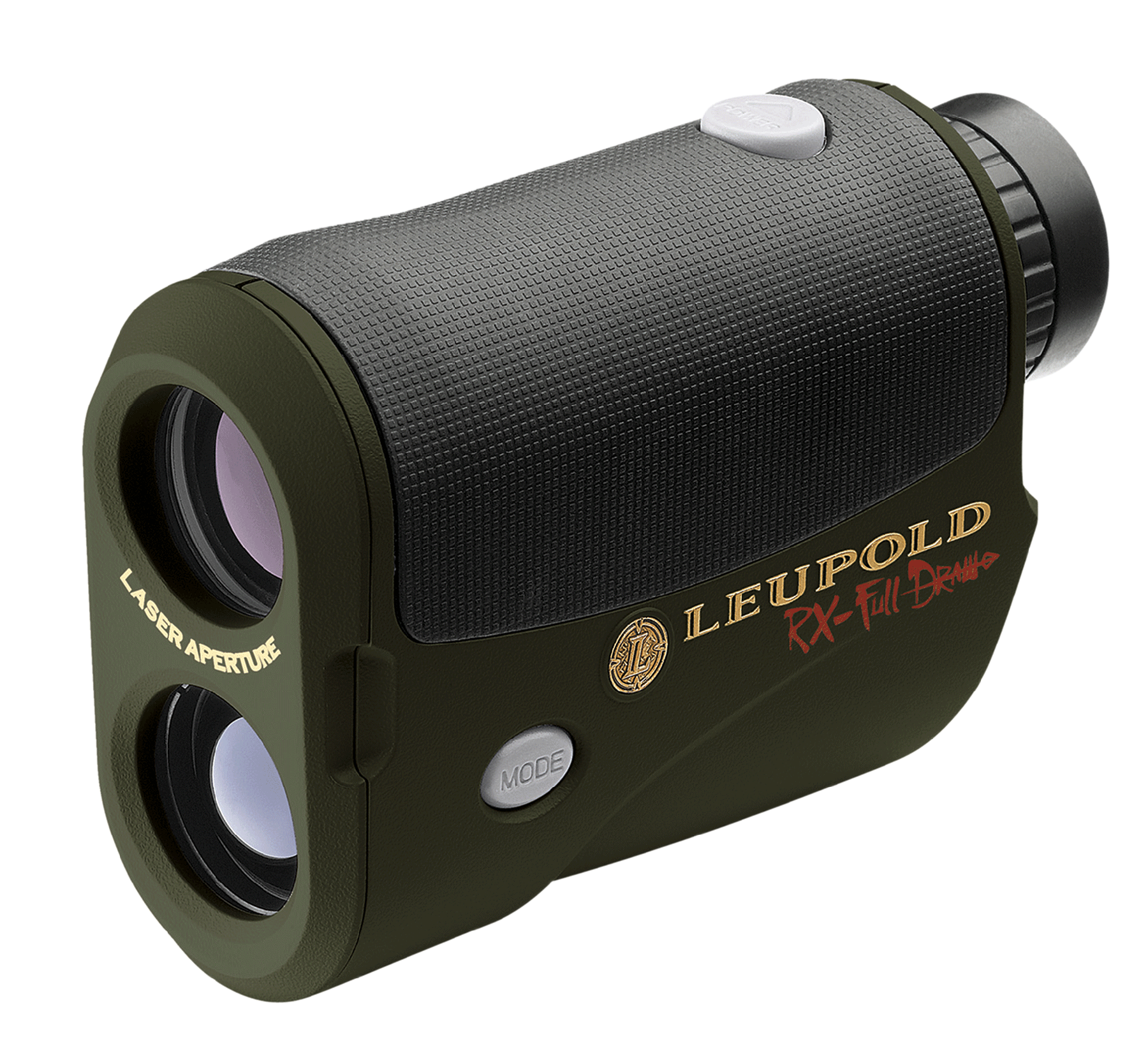 Leupold 115268 RX Full Draw 5x  17-14 Black/Olive Green