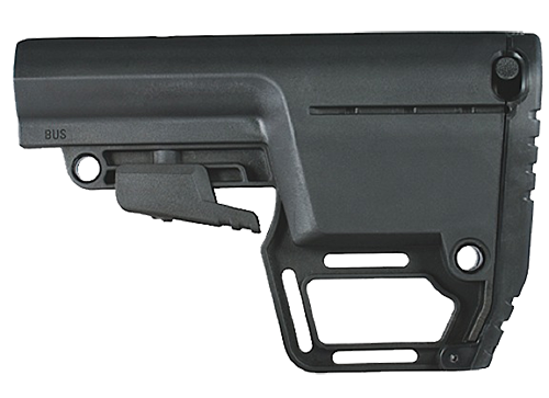 Mission First Tactical BUS BatteLink Utility Collapsible Stock Black