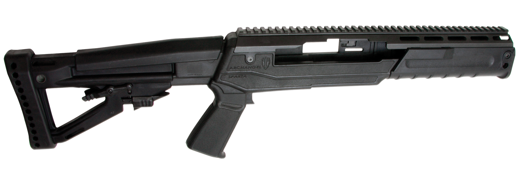 Archangel AA1430 Sparta Rifle Aluminum Black