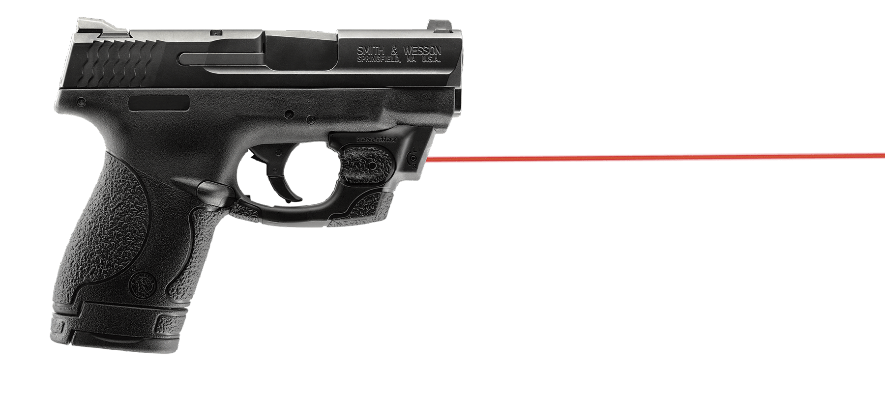 Lasermax CFSHIELD Laser S&W Shield Red