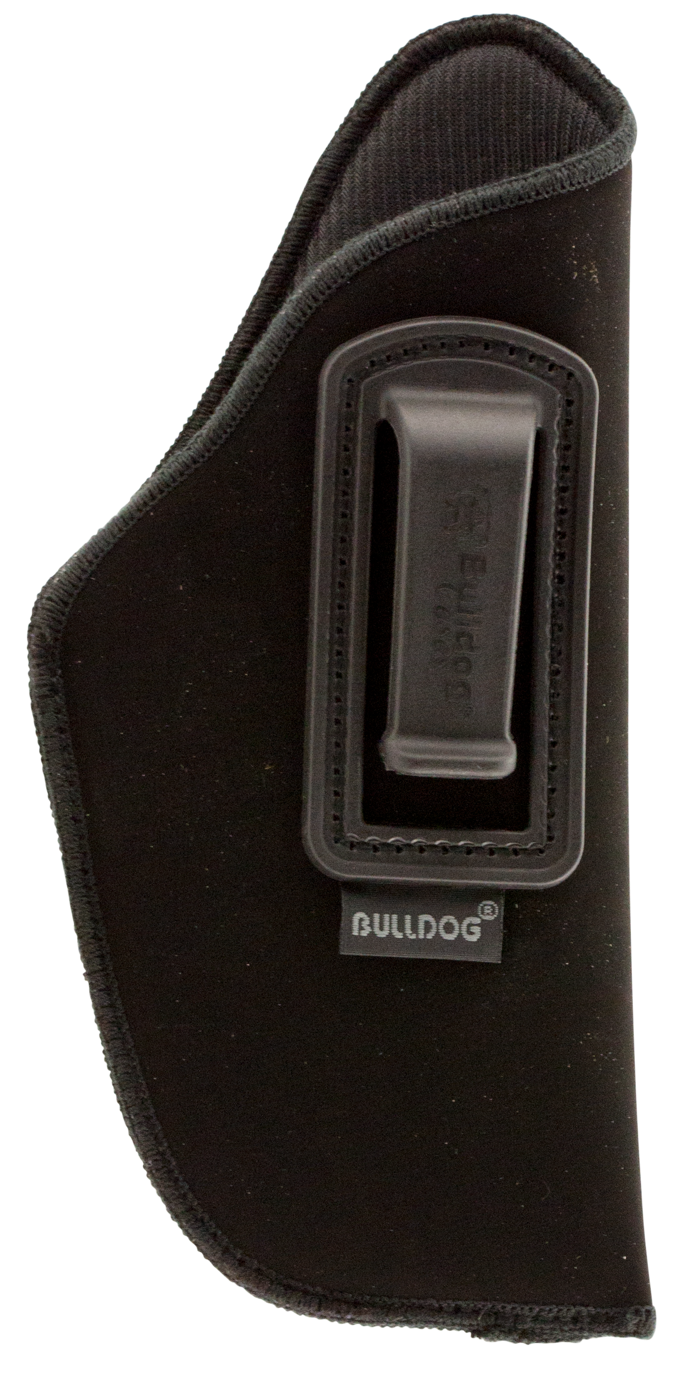 Bulldog DIP-7 Deluxe Inside The Waistband Fits Glock 19 Synthetic Suede Blk