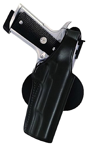 Bianchi 19126 Special Agent Hip Beretta 92/96 Injection Molded Thermoplastic Blk