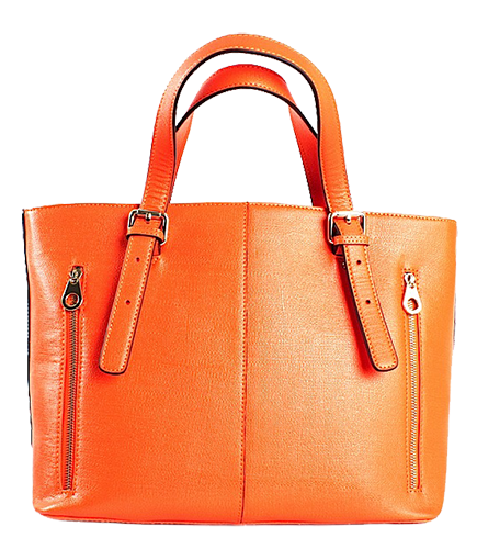 CCARRIE CC1203SMO Tote Pumpkin
