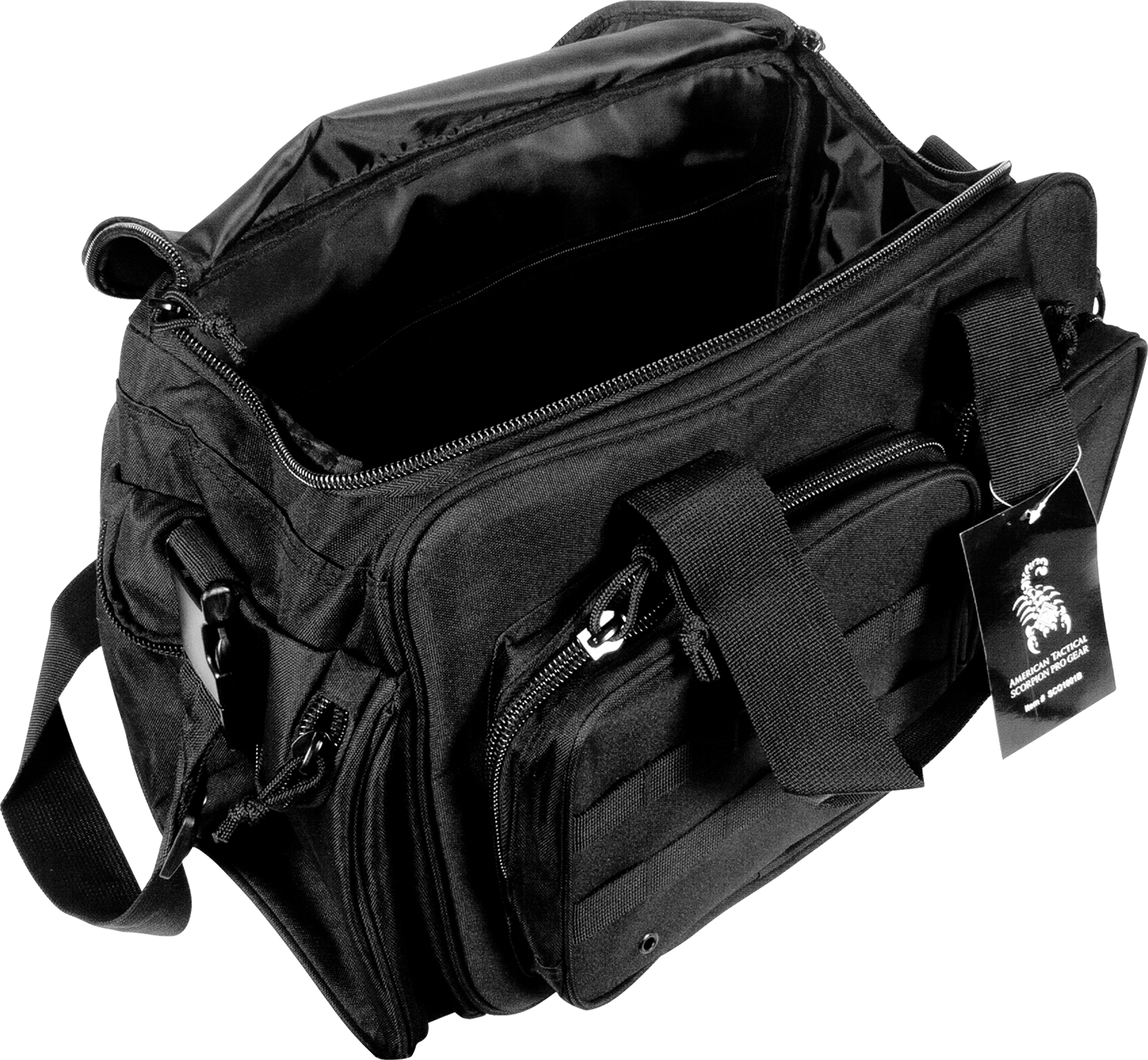 ATI SC01001B Scorpion Pro Gear Range Bag Canvas 22