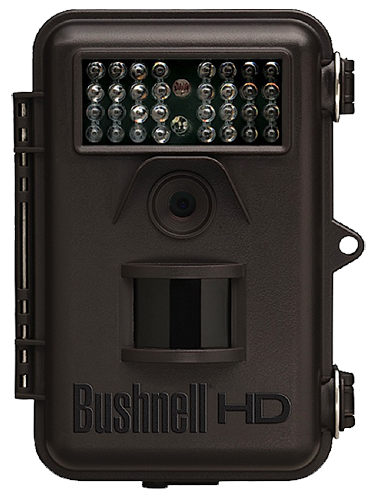 Bushnell 119537C Trophy Trail Camera HD 8MP Night Vision Brown