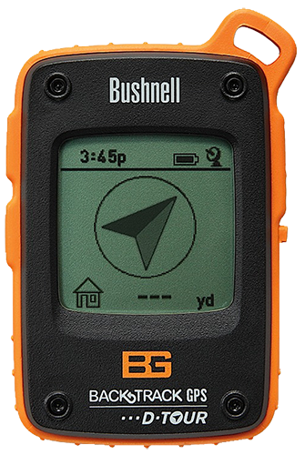 Bushnell 360310BG Bear Grylls GPS LCD Display 3 AAA