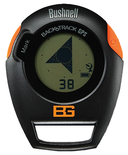 Bushnell 360401BG Bear Grylls GPS LCD Display 2 AAA
