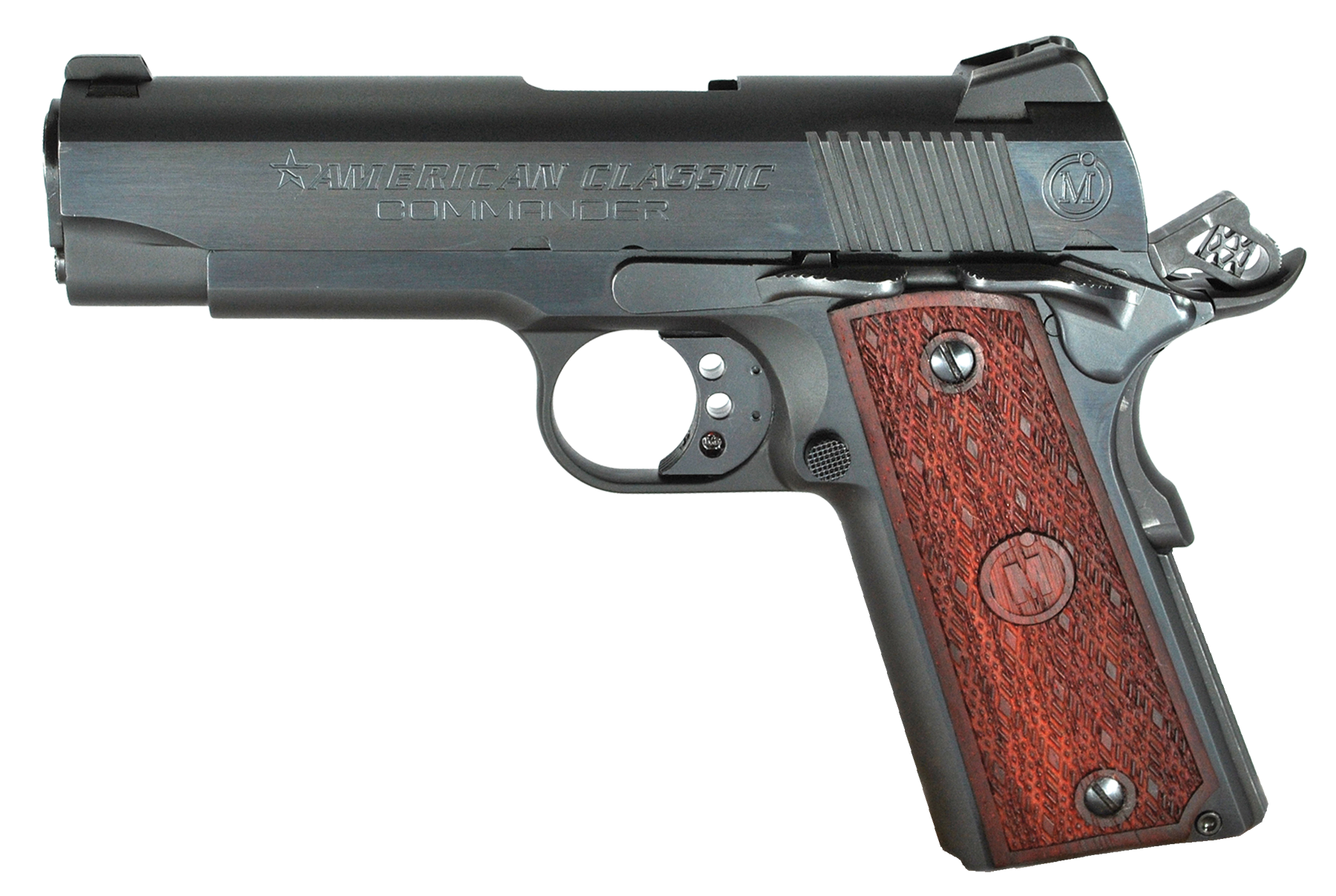 American Classic ACC9B 1911 Commander Single 9mm Luger 4.25
