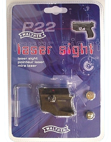 Walther Arms 512104 Laser for P22 Red <5mW