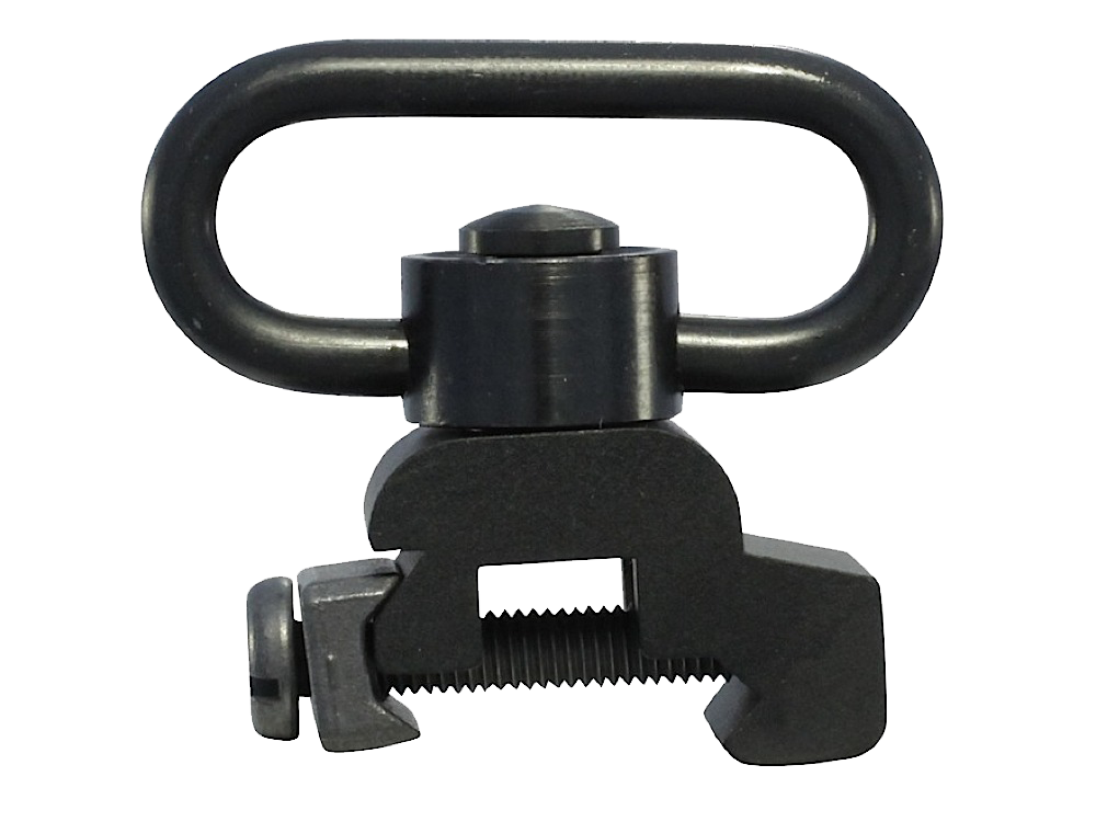 H&K Rimfire 577112 HK416/MP5 Sling Swivel/Tactical Rimfire  Black Aluminum
