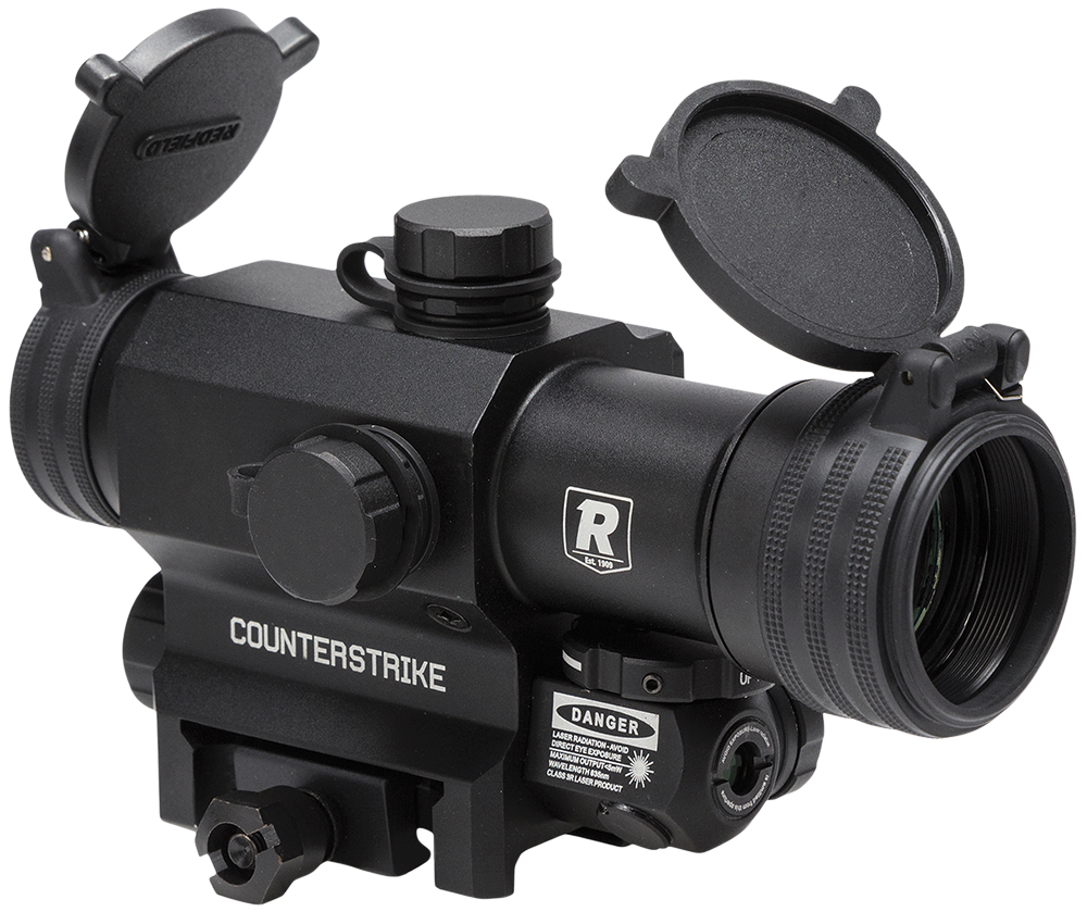 Redfield 117850 CounterStrike Red-Dot MT 4MOA 1x 30mm Black Finish
