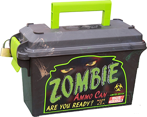 MTM AC30TZ Zombie Ammo Can 30 Cal 5