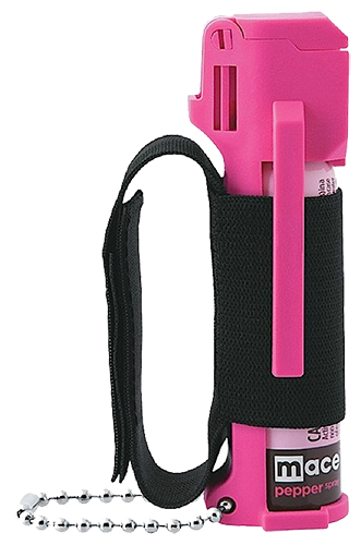 Mace 80328 Hot Pink Jogger Pepper Spray 18 gr 8-12 Feet