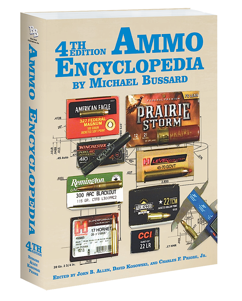 Blue Book AMMOE4 4th Ammo Encyclopedia