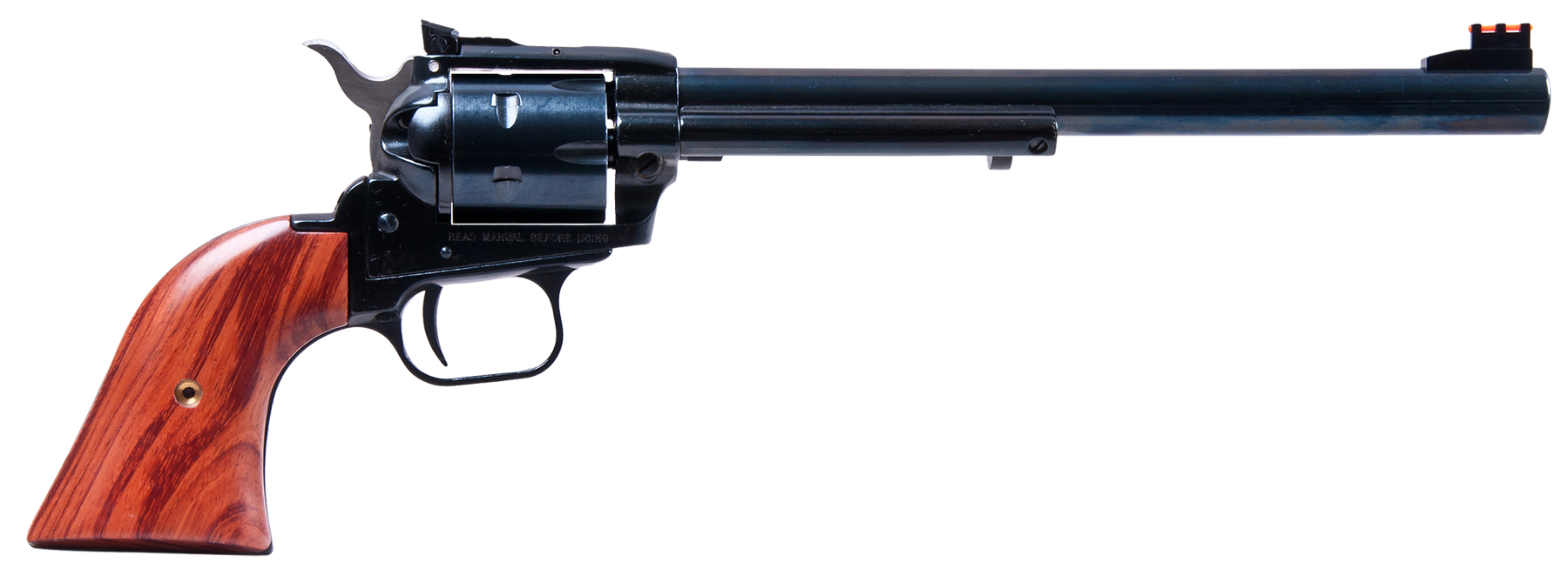 Heritage Mfg RR22MB9AS Rough Rider Small Bore Single 22 Long Rifle/22 Winchester Magnum Rimfire (WMR) 9