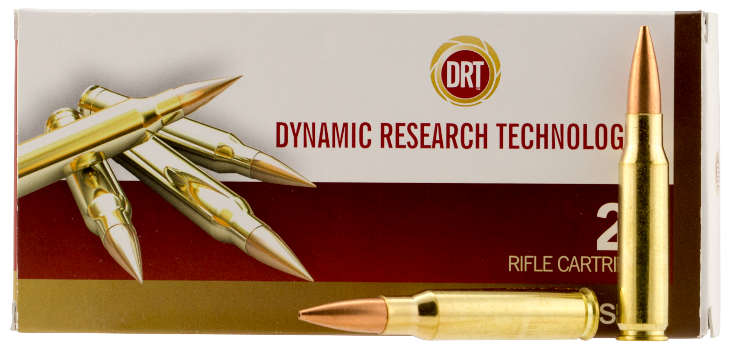 Dynamic Research Tech 00109 Terminal Shock 308 Winchester/7.62 NATO 150 GR Hollow Point Boat Tail 20 Bx/ 50 Cs