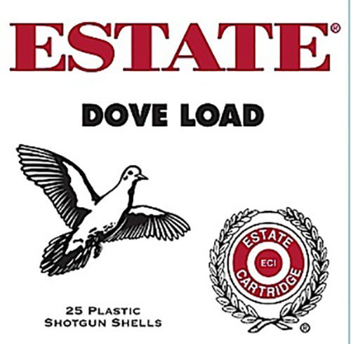 Estate GTL12HN8 Game and Target Dove 12 Ga 2.75