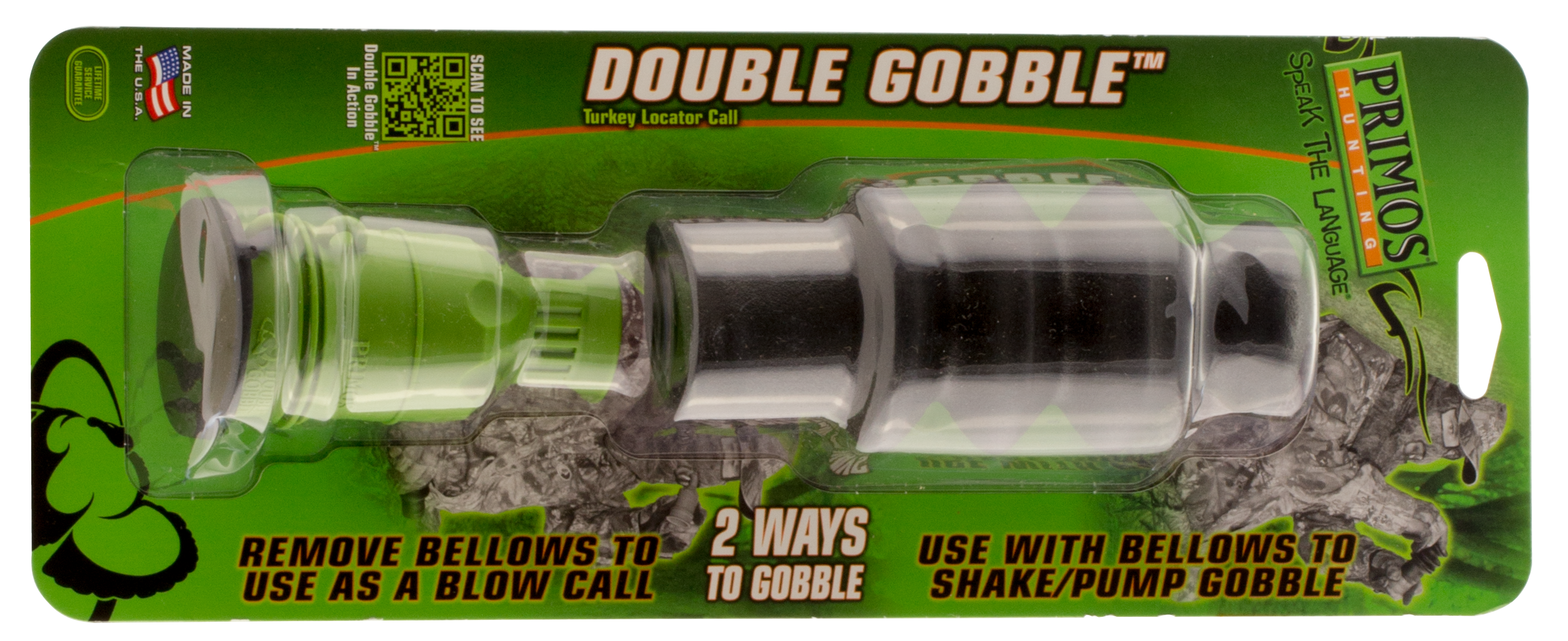 Primos 274 Double Gobble Hand Call