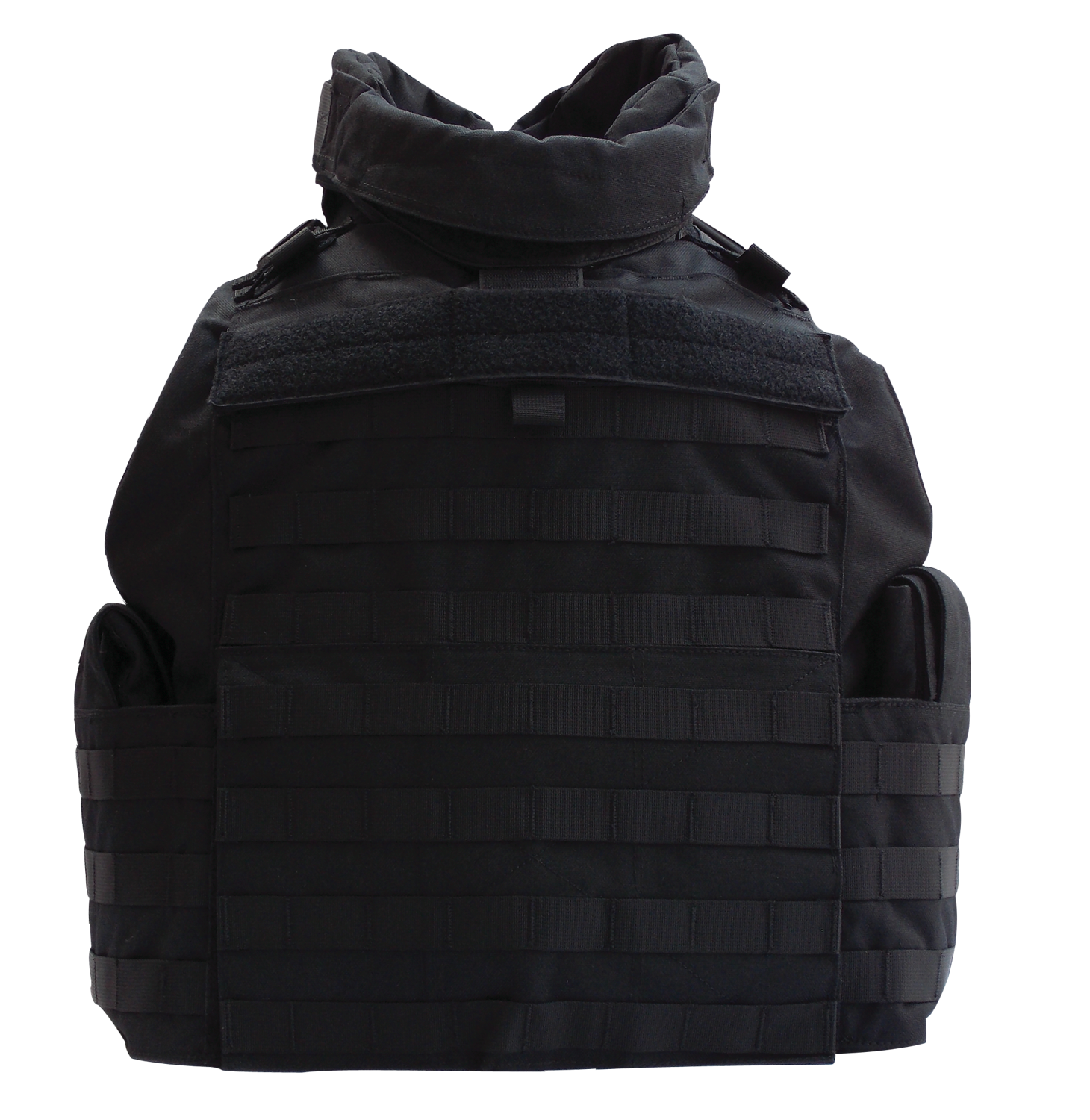 Tacprogear V-CMTV1 Commercial Tactical Vest Large Nylon Black