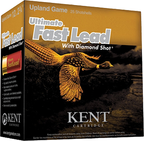 Kent Cartridge K122UFL36 Ultimate FastLead Upland 12Ga 2.75