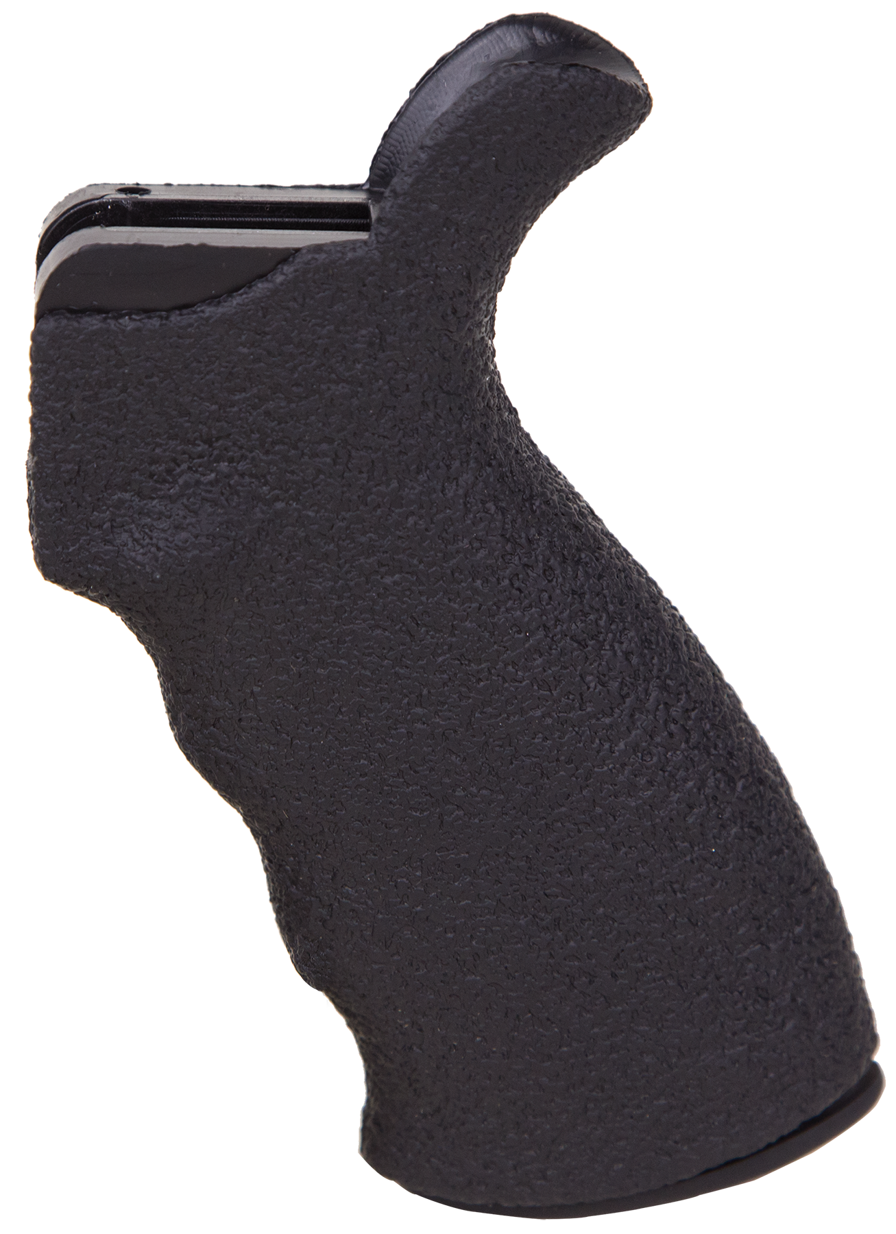 Blackhawk 74EG00BK Ergonomic Pistol Grip AR-15 Matte Black Rubber