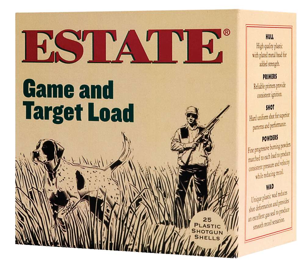Estate GTL12XHN75 Game and Target Dove 12 Ga 2.75