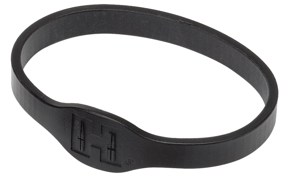 Hornady 98164 Rapid Safe RFID Bracelet Black Large
