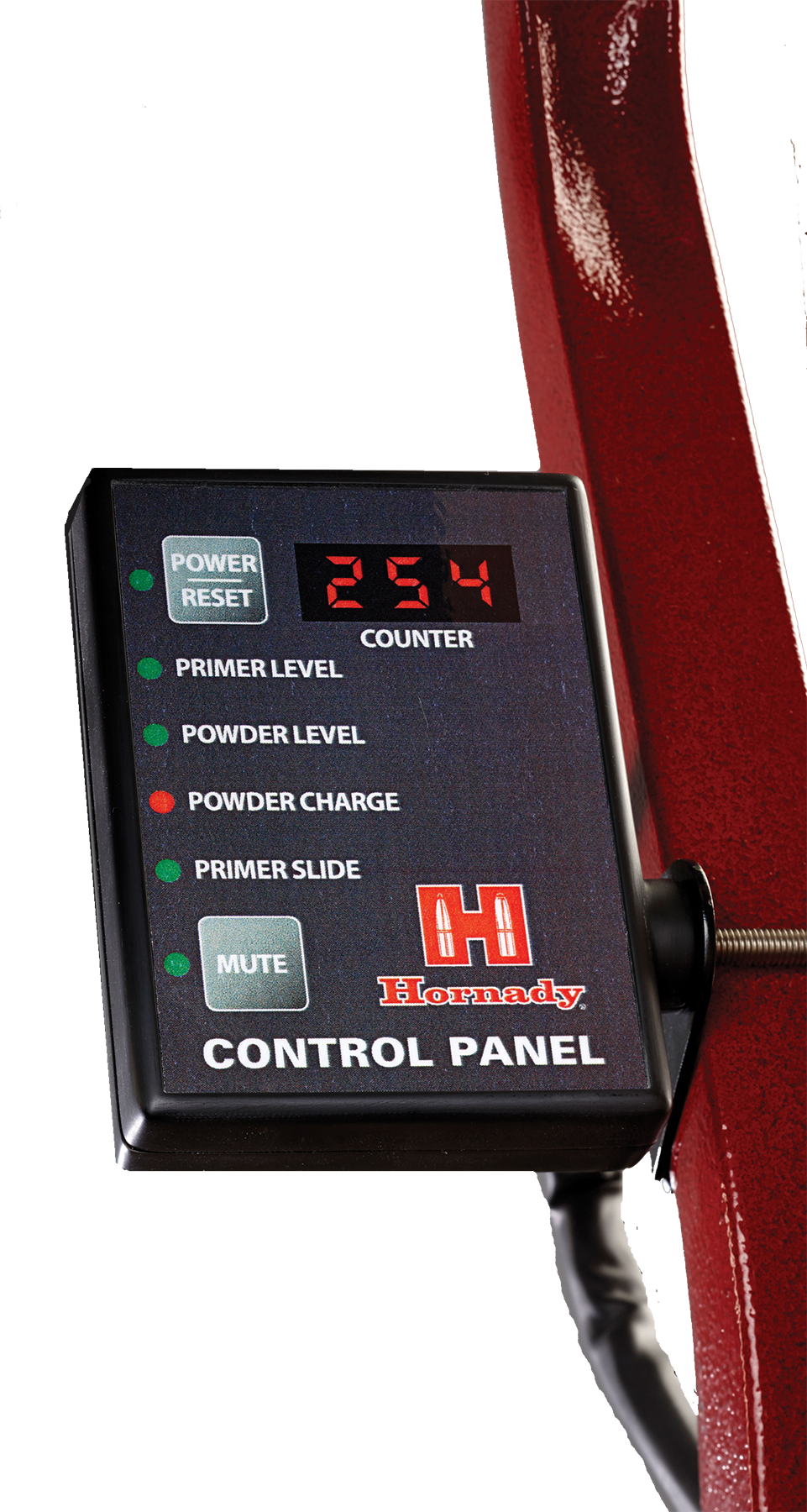 Hornady 044651 Lock-N-Load Basic Standard Control Panel .380 - .45