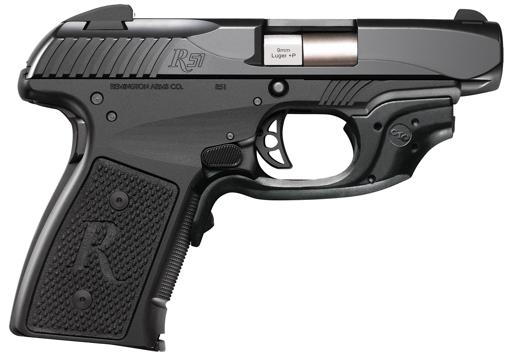 Remington Firearms 96432 R51 Single 9mm Luger +P 3.4