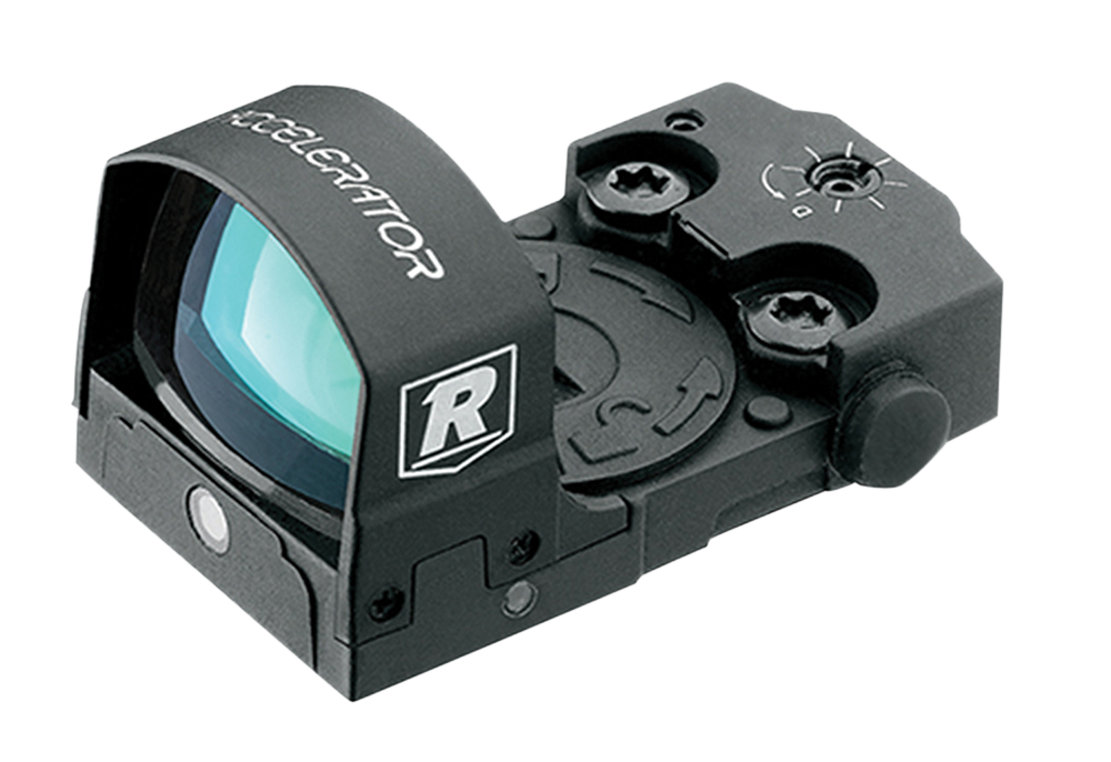 Redfield Optics 117852 Accelerator 4MOA Black