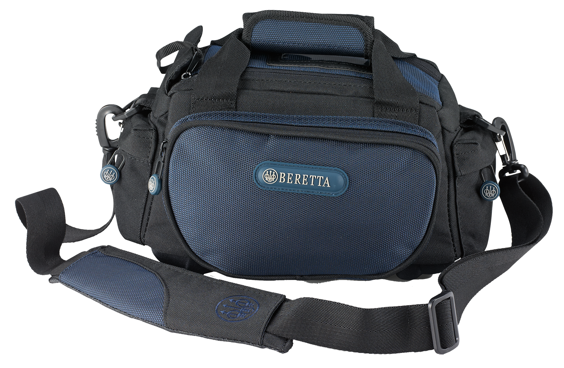 Beretta USA BS2301890501 High Performance Range Bag Compact Wide Mouth Nylon 11