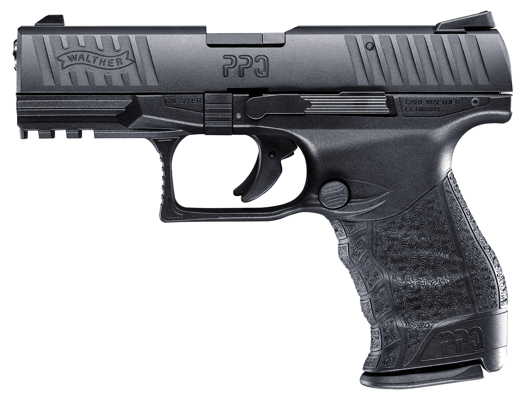 Walther Arms 5100300 PPQ M2 Single 22 Long Rifle (LR) 4